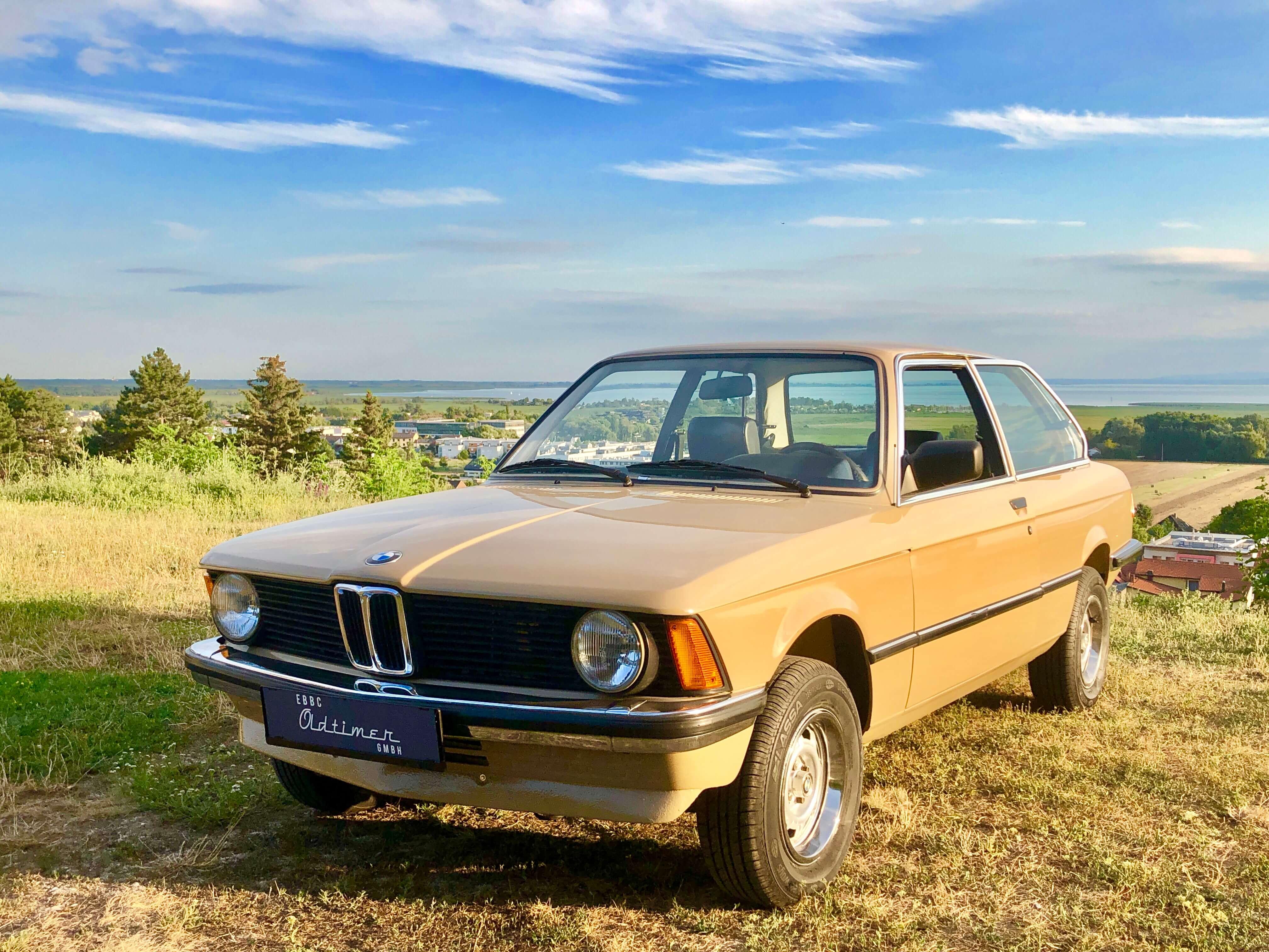 Bild von einem BMW 316 E21